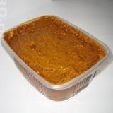 перга-паста (перговые соты, перемолотые с добавлением мёда