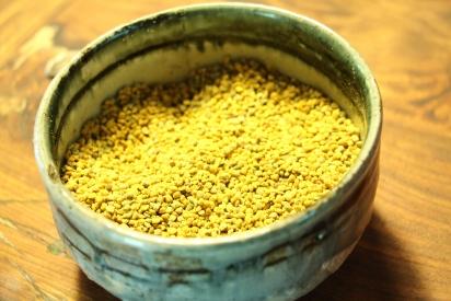 Пыльца пчелиная обножка