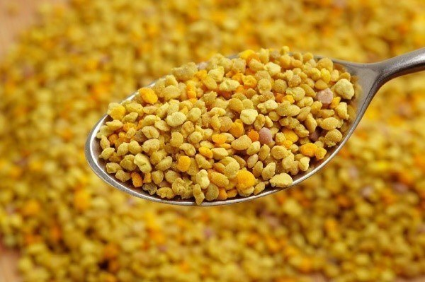 пчелиную пыльцу